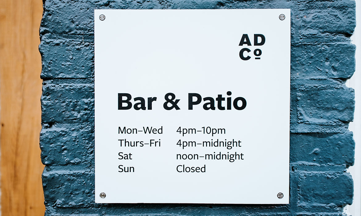 ADCo Bottle Shop Hours
