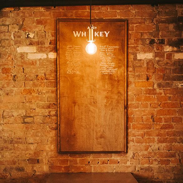Whiskey Board