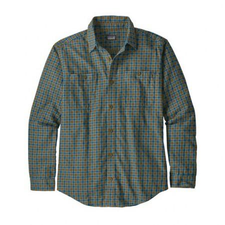 Pima Cotton Shirt LS Men alternate img #1