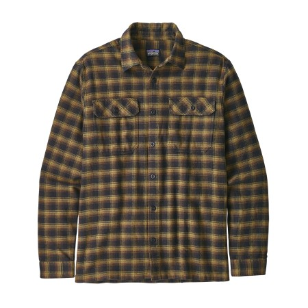 M's L/S Fjord Flannel Shirt alternate img #1