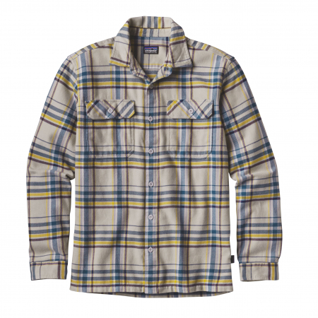 Fjord Flannel Shirt M alternate img #1
