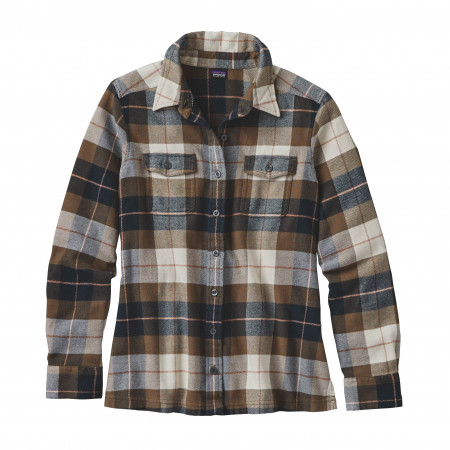 Fjord Flannel Shirt Ws alternate img #1