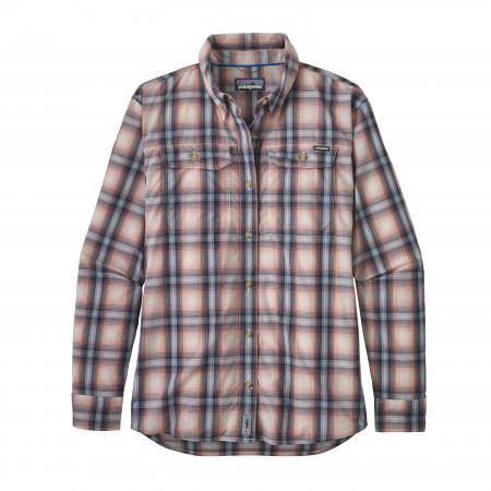 Sun Stretch Shirt LS W alternate img #1