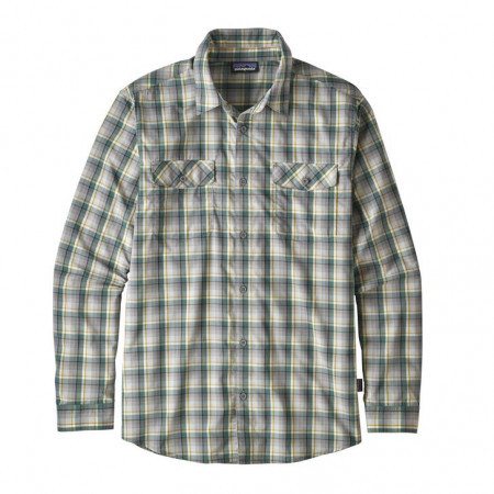 High Moss Shirt LS Mens alternate img #1