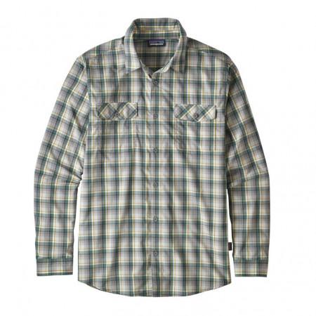 High Moss Shirt LS Mens alternate img #1