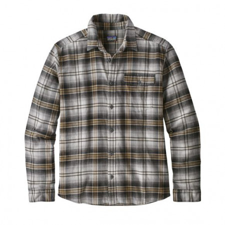 Fjord Flannel Shirt LW Ms alternate img #1