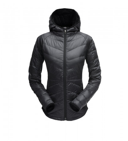 Solitude Hoody Down Jacket Wm alternate img #1