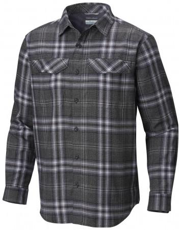 Silver Ridge Flannel Long Sleeve Shirt M alternate img #1
