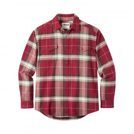 Teton Flannel Shirt Mn alternate img #1