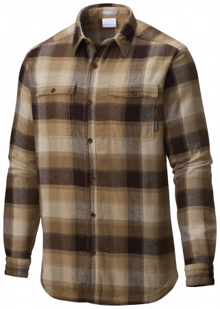 Flare Gun Waffle Lined Flannel Ms alternate img #1