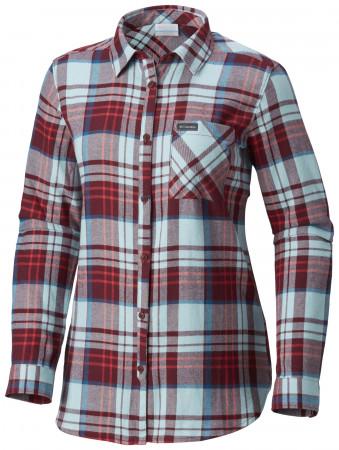 Simply Put II Flannel Shirt W alternate img #1