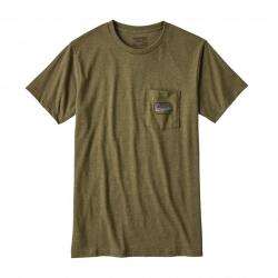 Longhaulers Cotton/Poly Pocket TShirt Image