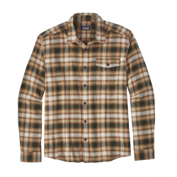 Fjord Flannel Shirt LW Ms Image