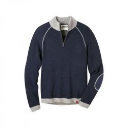 Fleck Qtr Zip Sweater Image