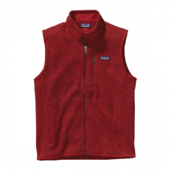 See Better Sweater Vest M in Classic Red