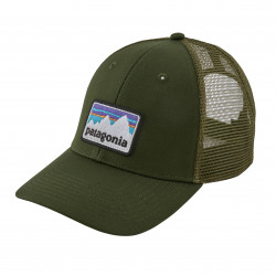 See Shop Sticker Patch LoPro Trucker Hat in NOMG Green