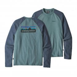 P6 Logo LW Crew Sweatshirt Ms Image