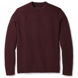 See Sparwood Crew Sweater M in Fig Heather