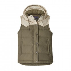 See W's Bivy Hooded Vest in Sage Khaki