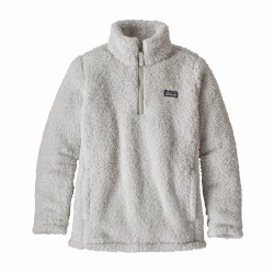 See Girls' Los Gatos 1/4 Zip in Tailored Grey