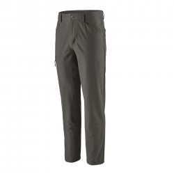 See M's Quandary Pants - Reg in Forge Grey