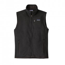 See M's Better Sweater Vest in Black