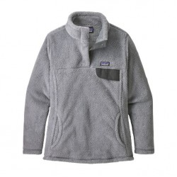 See Girls' Re-Tool Snap-T P/O in Tailored Grey - Nickel X-Dye w/Tailored Grey