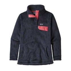 See Girls' Re-Tool Snap-T P/O in New Navy - Dark New Navy X-Dye
