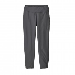 See W's Lined Happy Hike Studio Pants in Forge Grey