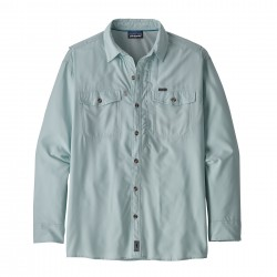 See Sol Patrol II Shirt Mn in Atoll Blue