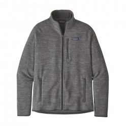 See M's Better Sweater Jkt in Nickel