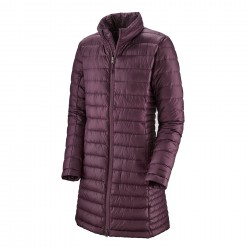 See W's Fiona Parka in Deep Plum