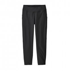 See W's Lined Happy Hike Studio Pants in Black