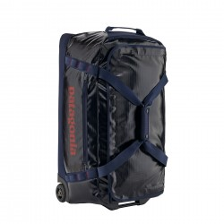 See Black Hole Wheeled Duffel 70L in Classic Navy