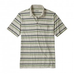See Squeaky Clean Polo Mn in Terrain Multi: Tailored Grey