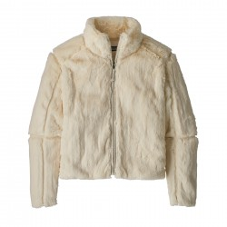 See W's Lunar Frost Jkt in Natural