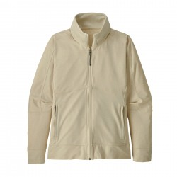 See W's Seabrook Jkt in Oyster White