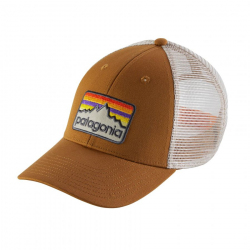 Line Logo Badge LoPro Trucker Hat Image
