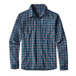 See L/S El Ray Shirt M in Updrift Big Sur