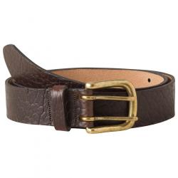 Vintage Brass Bison Belt Image