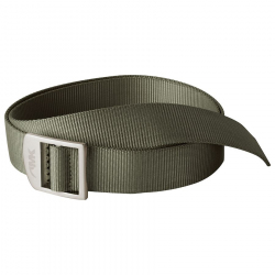See Webbing Belt in Green