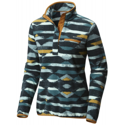 Mountain Side Printed Pull Over Image