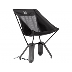 See Quadra Chair in Black Mesh