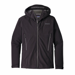 See Galvanized Jacket Ms in Black