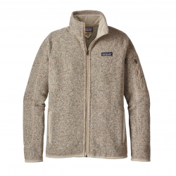 See Better Sweater Jacket W in Pelican