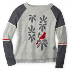 CH Cardinal Holly Sweater Image