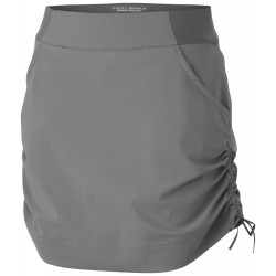 See Anytime Casual Skort in Light Grey