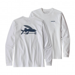 See Flying Fish ResponsibiliTee LS in WHI White