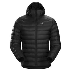 See Cerium LT Hoody M in Black