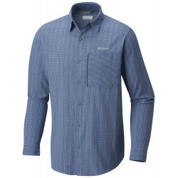 See Cypress Ridge Long Sleeve Shirt in Mountain